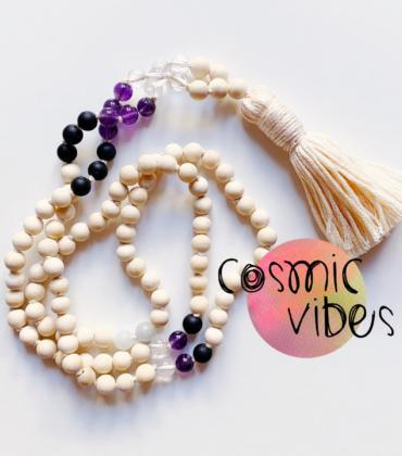 Neu im Shop: Cosmic Mala Kette kaufen, passend zum individuellen Horoskop