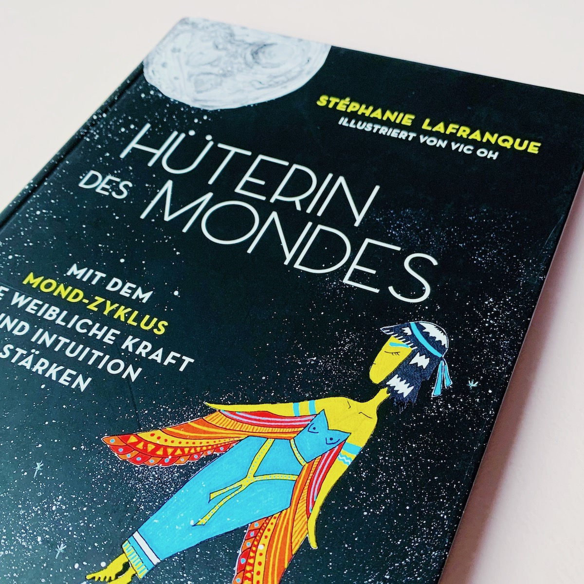Hüterin des Mondes Buch