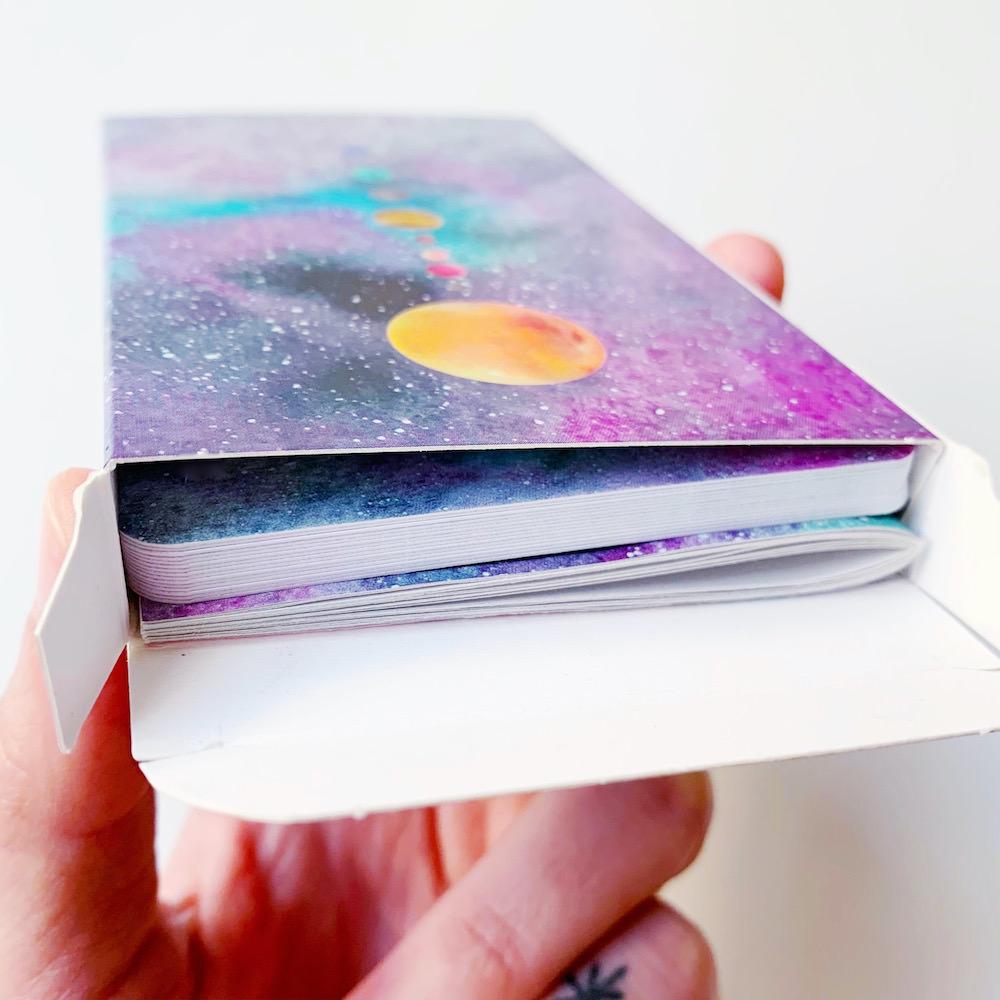 Cosmic Vibes Astrologie Kartendeck