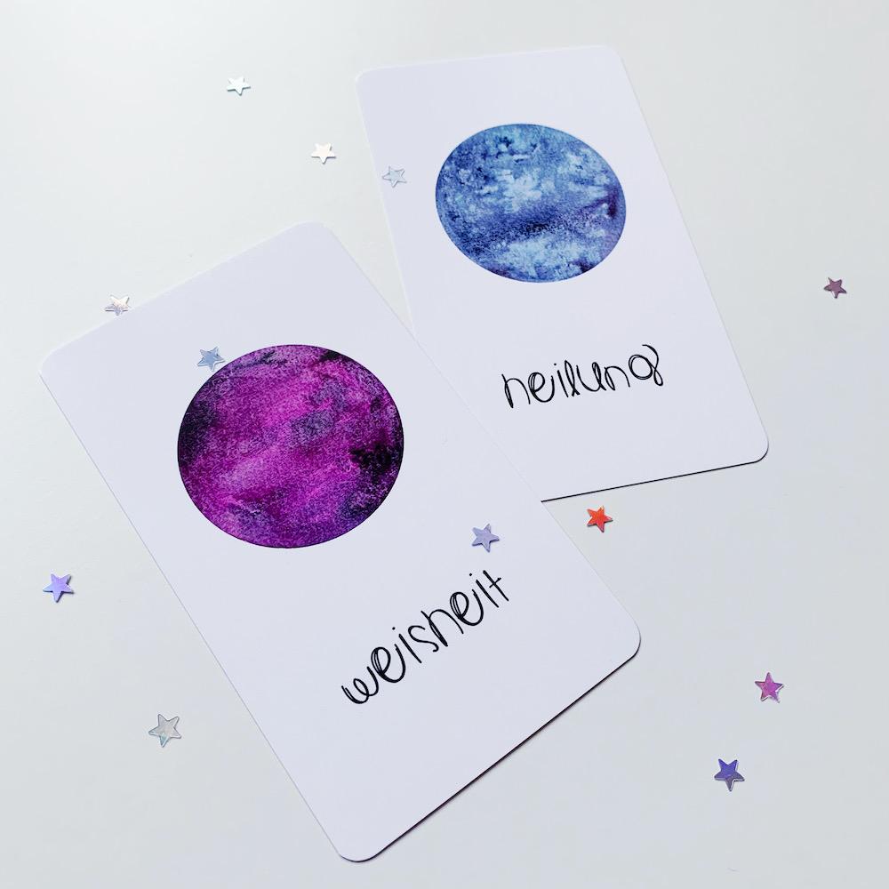 Cosmic Vibes Deck Astrologie