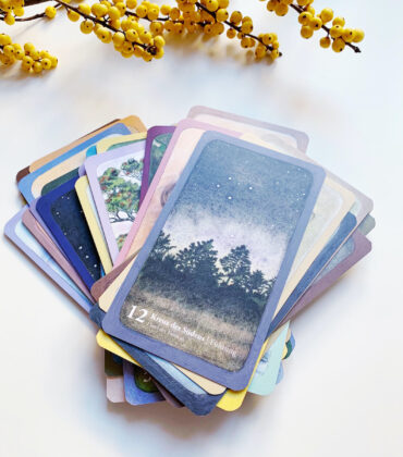Weisheit der Vier Winde Kartenset