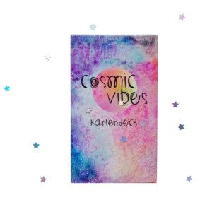 Cosmic Vibes Astrologie Karten deutsch