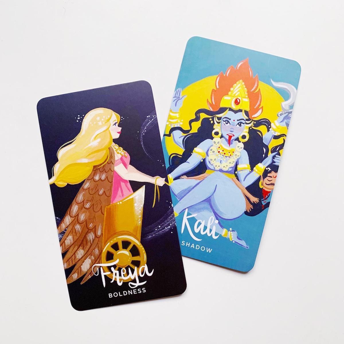 Legendary Ladies Kartendeck
