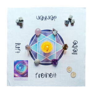 Cosmic Grid Luft Hexagram
