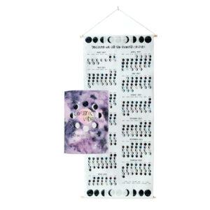 Cosmic Vibes Mondkalender Bundle