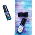 Cosmic Vibes Moon Child Oil Wallet