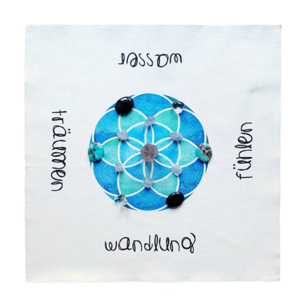 Seed of Life Wasser Cosmic Grid