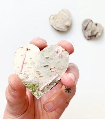 Beltane Ritual mit Birkenrinde für Liebe & Fruchtbarkeit