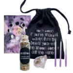 DIY Neumond Ritual Kit mit Mondkalender