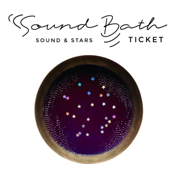 Sound & Stars Ticket