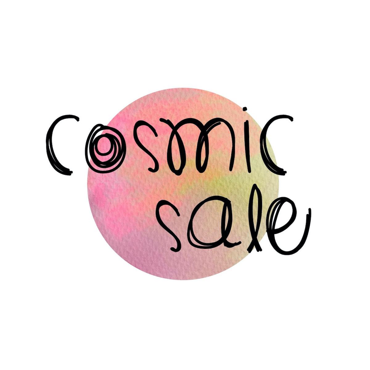 Cosmic Sale