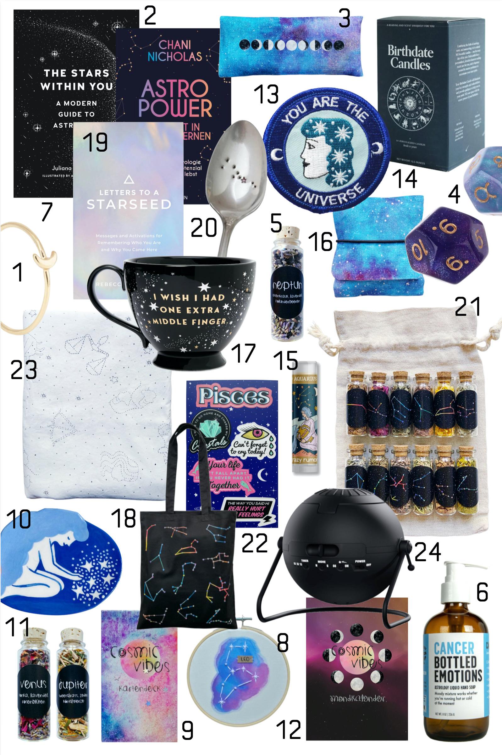 Adventskalender 2021 Astrologie Geschenke