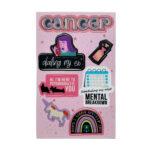 Astrologie Sticker Sternzeichen Krebs