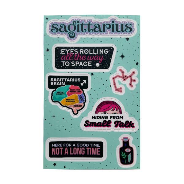 Astrologie Sticker Sternzeichen Schütze