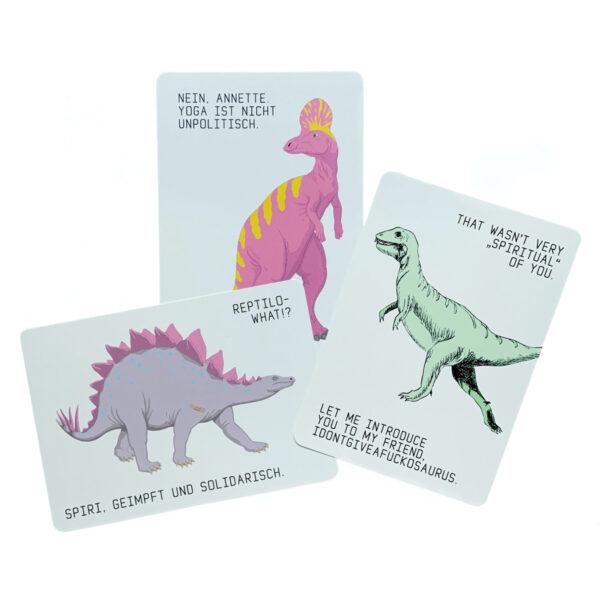 Dino Postkarten Bundle